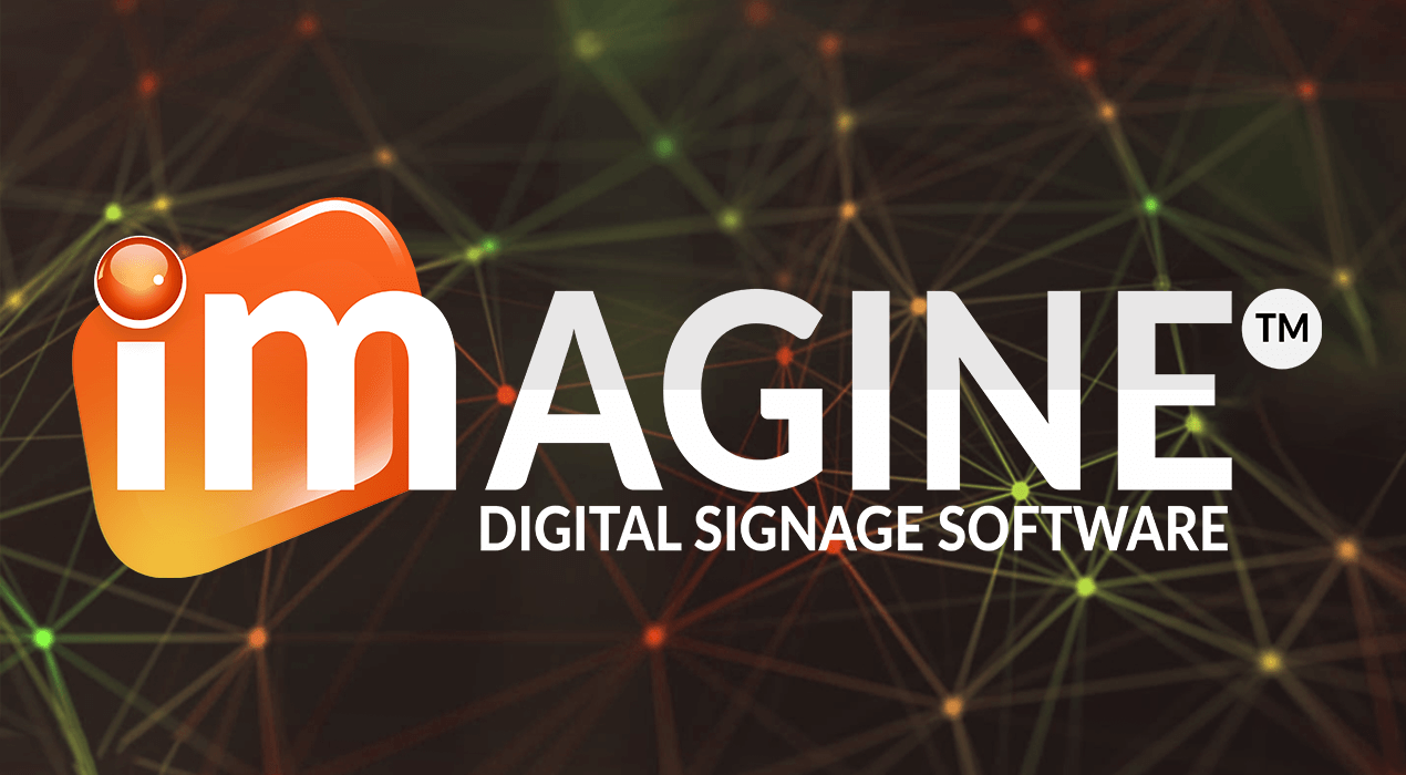 Imagine Signage Logo
