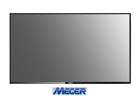 """Mecer 55"""" screen"""