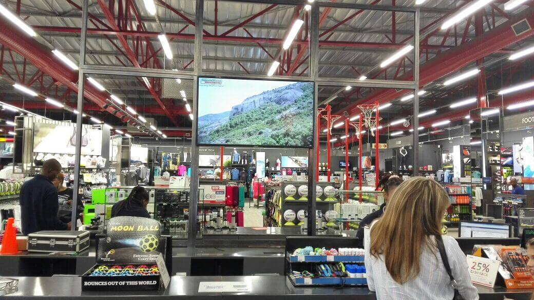 Retail Digital Signage Solutions - Point of Sale