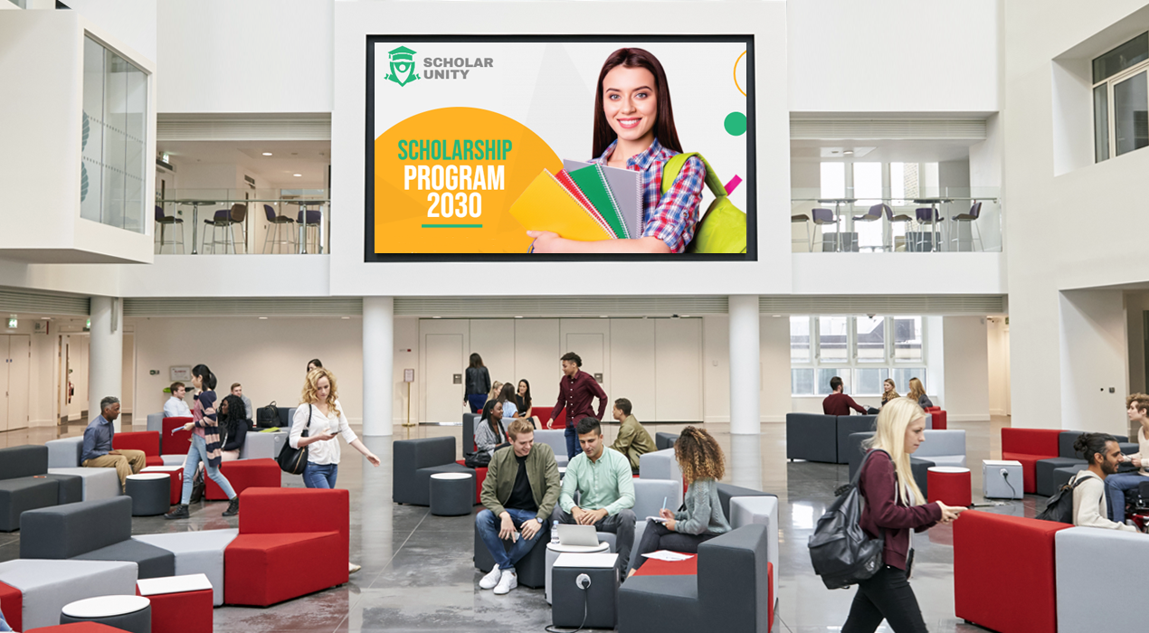 20 Great Ways to Use Digital Signage in Schools & Universities