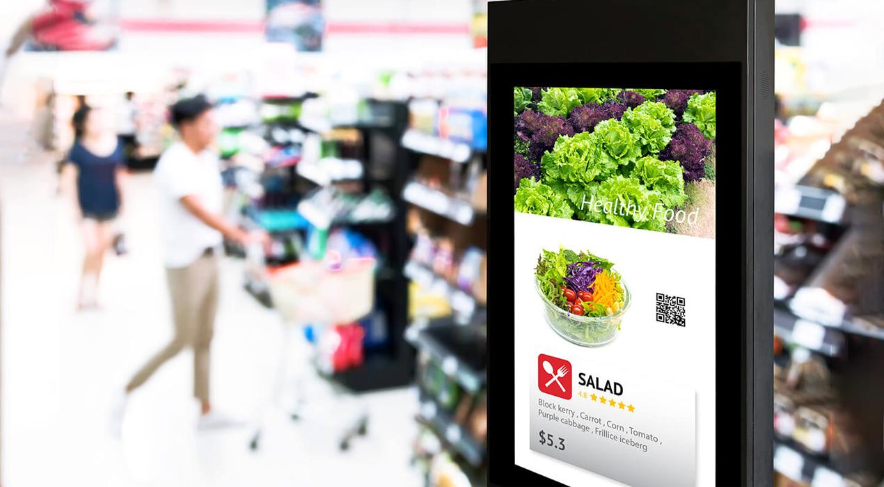 Optimizing Digital Signage For Retail