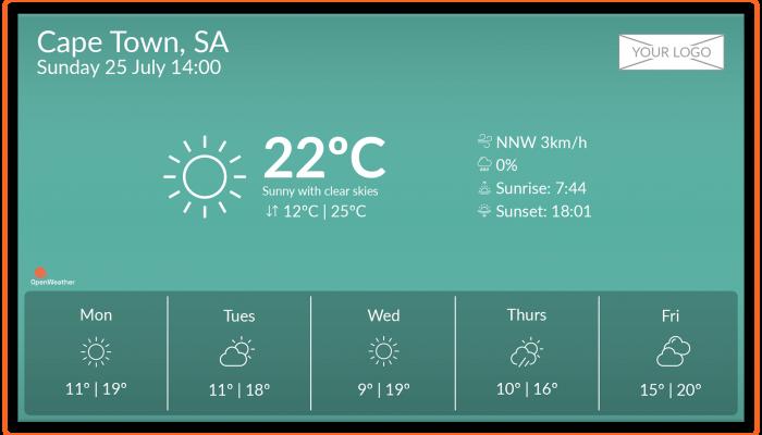2. weather.